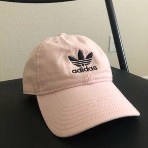 Pink Adidas Baseball Hat